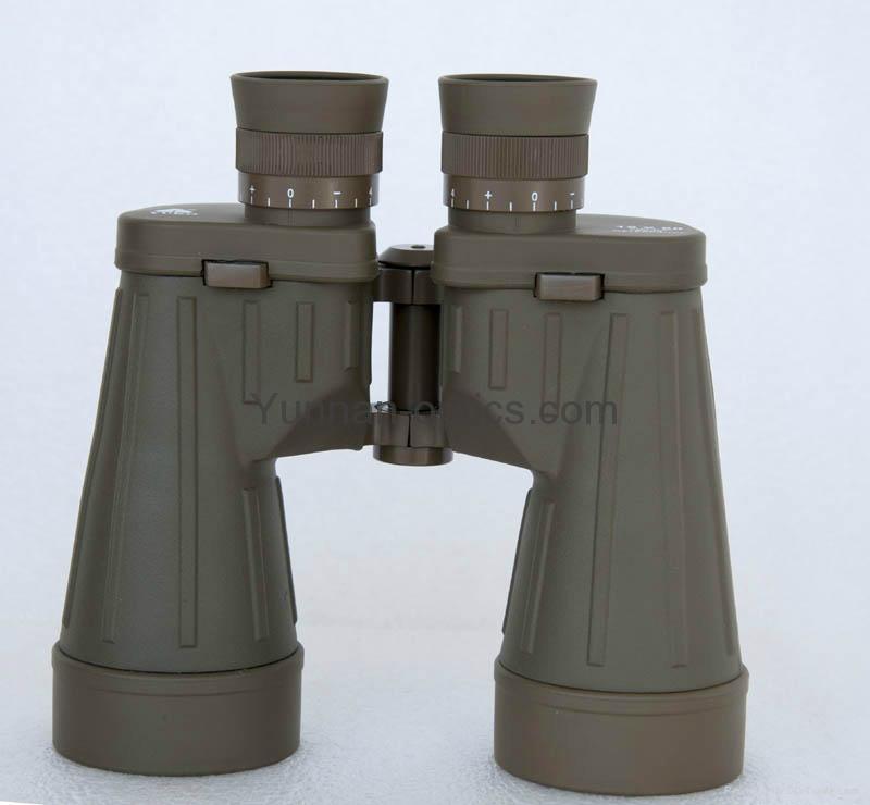 遠錦12X50雙筒望遠鏡(戰鷹)適合在光線環境很差情況下使用