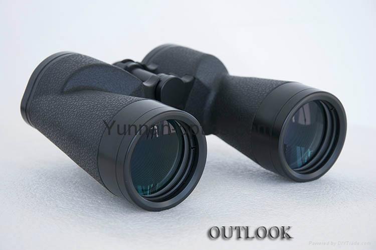 military binoculars 10x50 fighting eagle ,Large field of view 3