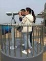 远锦投币式望远镜性能卓越,能适应户外各种环境
