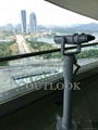 coin operated binoculars 25x100,sell well both at home and abroad 1
