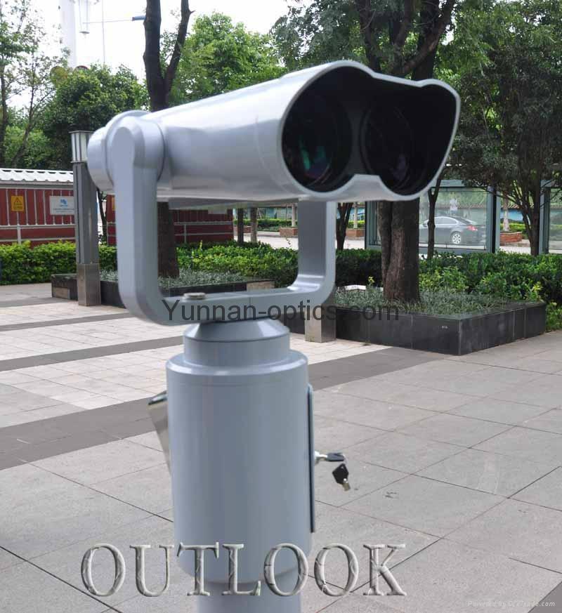遠錦投幣式望遠鏡看得更清更遠暢銷海內外 7