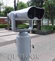 coin operated binoculars 25x100,sell well both at home and abroad 7