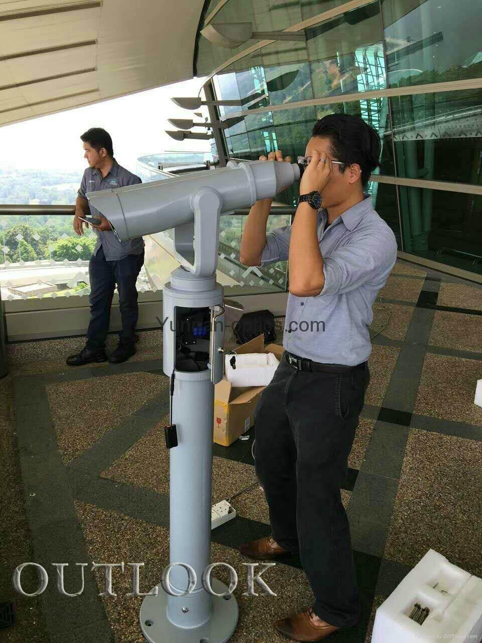 投幣式望遠鏡