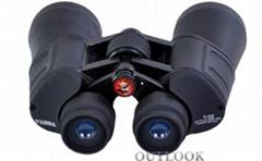 熊貓望遠鏡7x50較適於黃昏和晚上觀看雙筒望遠鏡