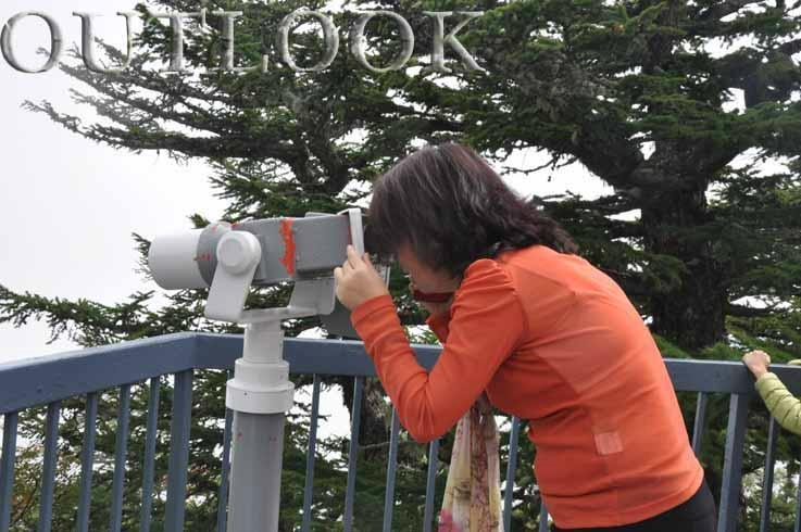 投幣望遠鏡