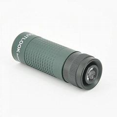 YJT8X21小型單筒昆明望遠鏡裝在口袋里的望遠鏡