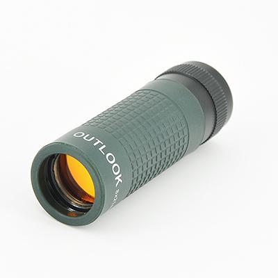 小型单筒昆明望远镜