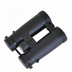 YJT10X42直筒望远镜中空式新款