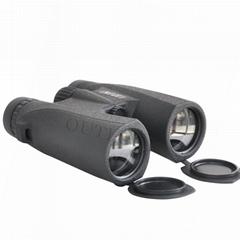 远锦YJT10X42新款防水型直筒望远镜