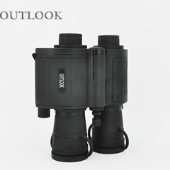 Night vision scope binoc