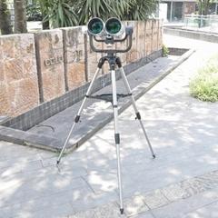 High power zoom 25-40x100 telescope