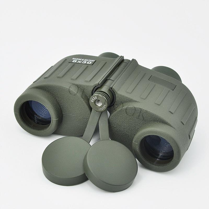 双筒望远镜8X30防水独立调焦望远镜