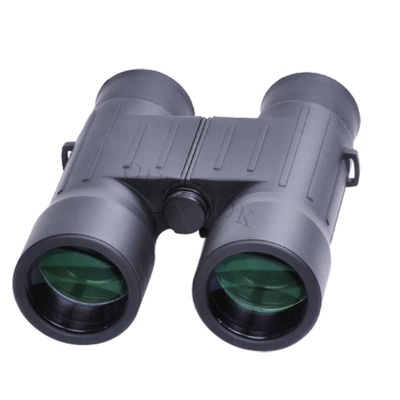 Roof prism binoculars