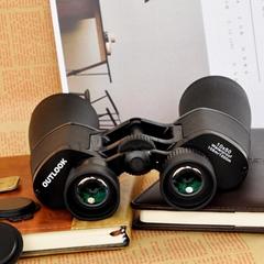 双筒望远镜新款微光观察YJT10X50X