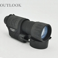 Gen1 multi-functional night vision scope