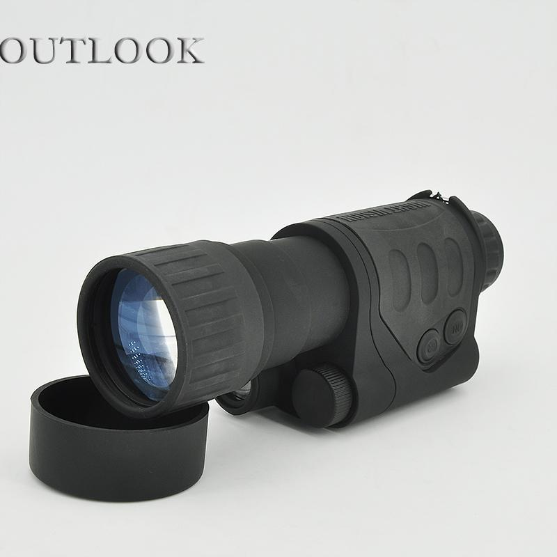 一代夜视仪