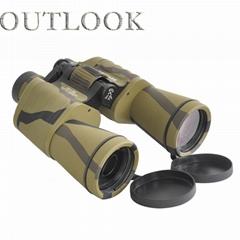 High power camouflage 20x50 binoculars