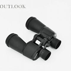 清晰可靠YJT10X50X小保羅新款雙筒望遠鏡問世華夏