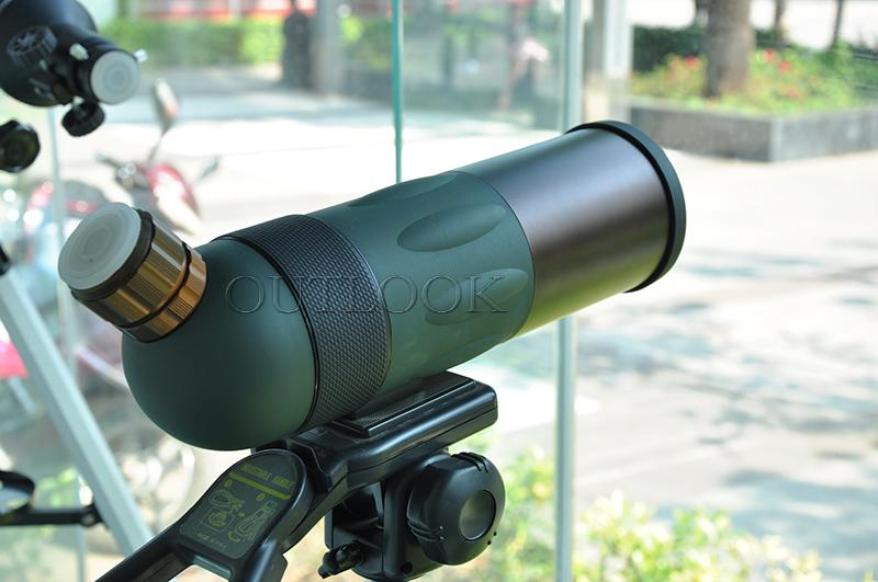 Spotting scope 20-60x80 high power telescope 1
