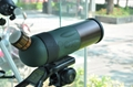 Spotting scope 20-60x80 high power telescope