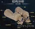 High performance military standard 10x50 binoculars 3