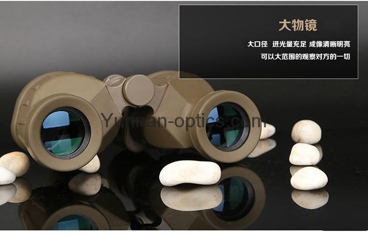 Military Binocular 6X30 ,clear 2