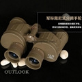 Military Binocular 6X30 ,clear