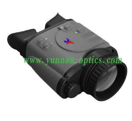 双目热像仪 KA602 用于夜间观察搜寻目标的夜视望远镜 1