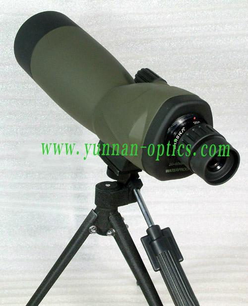 Spotting scope 20-60X60,clear 1