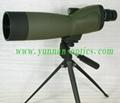 Spotting scope 20-60X60,clear 2