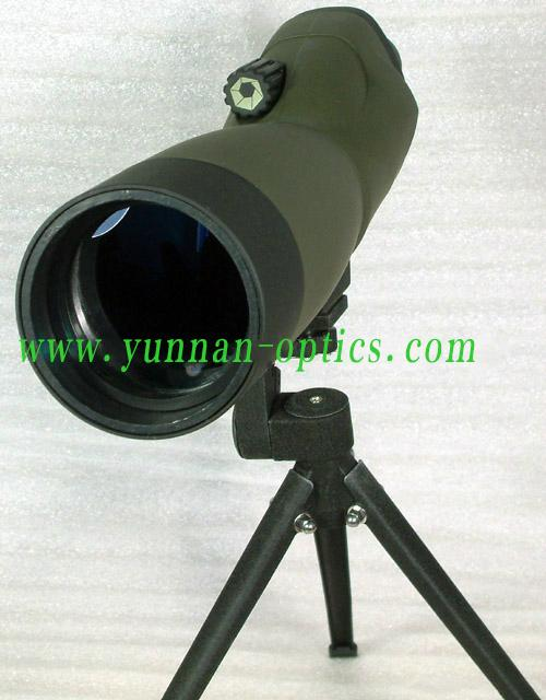 Spotting scope 20-60X60,clear 3