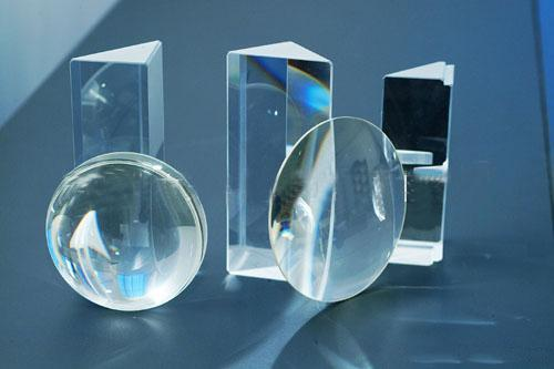 Processing optical glass 1