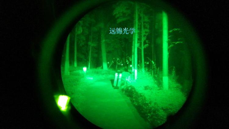Low light image intensifier