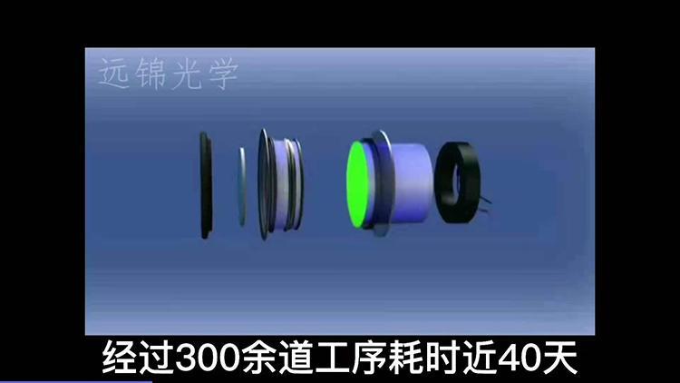16mm超二代像增强器 3