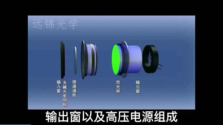 18mm超二代像增强器 2