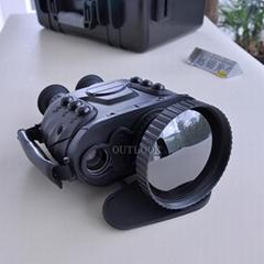 OUTLOOK Long-range thermal imaging binoculars YJRS