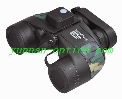 outdoor binocular 7X50,floatable 3