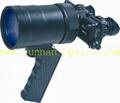 夜视镜,夜视望远镜,手持微光观