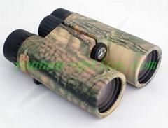 outdoor binoculars W7-1042,camouflage color telescope