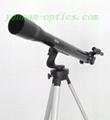 Astronomical telescope TWR60/900,panda