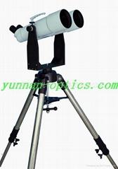 高倍望遠鏡 RA100 可換倍數