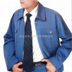 西安工作服