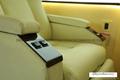power-adjustable seat