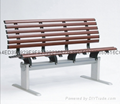 marine bench seating