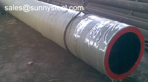 ASTM A335 P22 alloy steel pipe 5