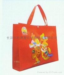 南京彩色環保袋廠家
