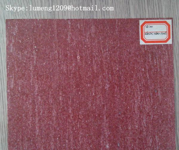Asbestos Rubber Sheet with wire net strengthening 1