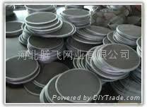304材質的不鏽鋼過濾網