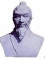 广东名人肖像砂岩雕塑