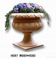 廣州砂岩花盆 3